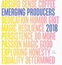 Emerging producers 2018