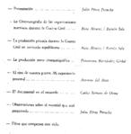 Revision historica del cine documental español