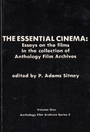 The essential cinema