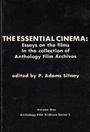 The essential cinema