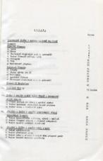 Zpráva o zhodnocení činnosti a výsledku hospodaření Čs. filmexportu za rok 1985