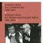 Státní cena za literatura za literaturu 1920-2015 & Státní cena za překladatelské dílo 1995-2015