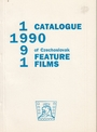 Catalogue of Czechoslovak feature films 1990-1991