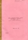 Zpráva o zhodnocení činnosti a výsledku hospodaření Čs. filmexportu za rok 1987