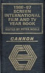 Screen international film and TV year book 1986-87