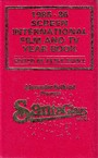 Screen international film and TV year book 1985-86